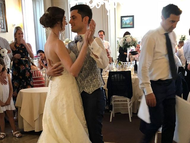 Il matrimonio di Angelo e Michela a Lomagna, Lecco 24