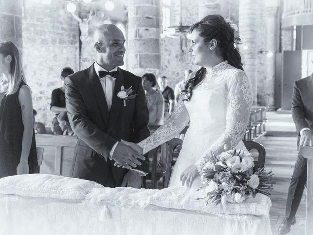 Il matrimonio di Alessandro e Emanuela a Vernazza, La Spezia 5