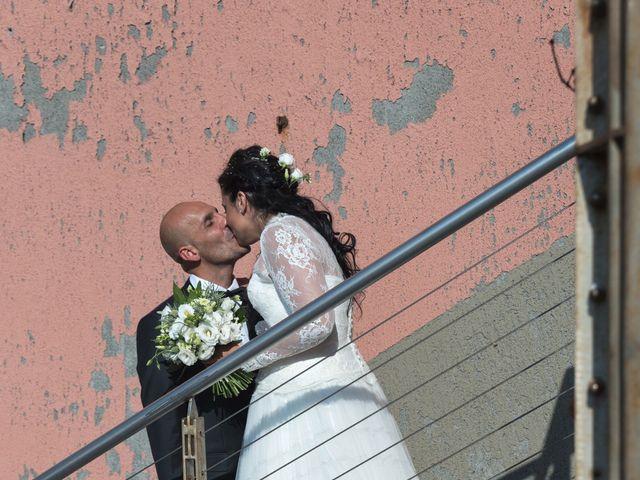 Il matrimonio di Alessandro e Emanuela a Vernazza, La Spezia 9