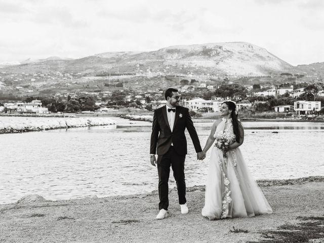 Le nozze di Maria Rita e Francesco