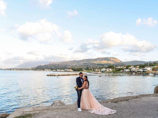 Il matrimonio di Francesco e Maria Rita a Palermo, Palermo 16