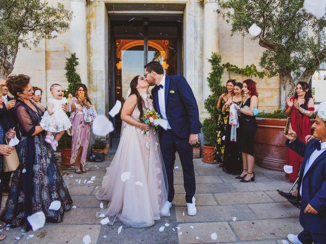 Il matrimonio di Francesco e Maria Rita a Palermo, Palermo 23