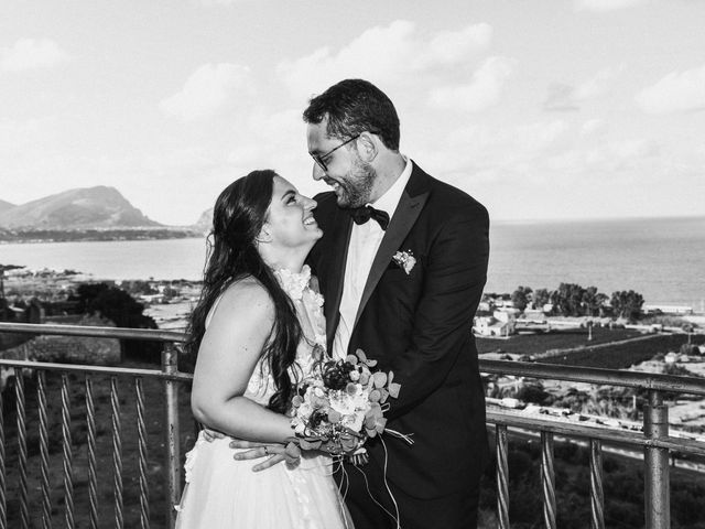 Il matrimonio di Francesco e Maria Rita a Palermo, Palermo 24