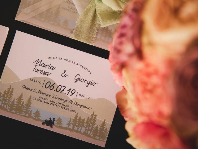 Il matrimonio di Giorgio e Mariateresa a Bologna, Bologna 2