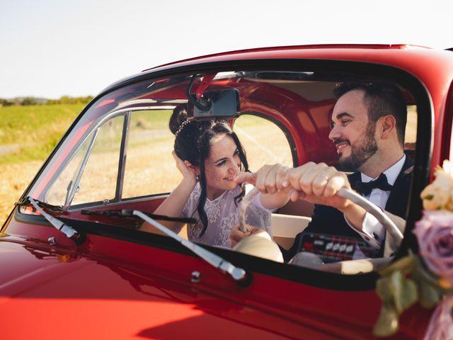 Le nozze di Mariateresa e Giorgio