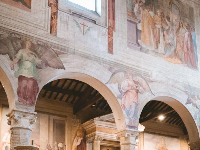 Il matrimonio di Emanuele e Cristina a Roma, Roma 15