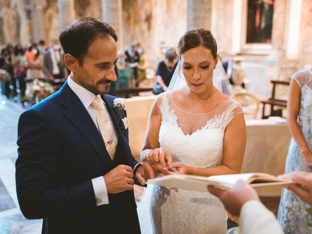 Il matrimonio di Emanuele e Cristina a Roma, Roma 16