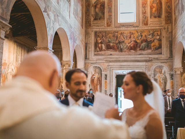 Il matrimonio di Emanuele e Cristina a Roma, Roma 17