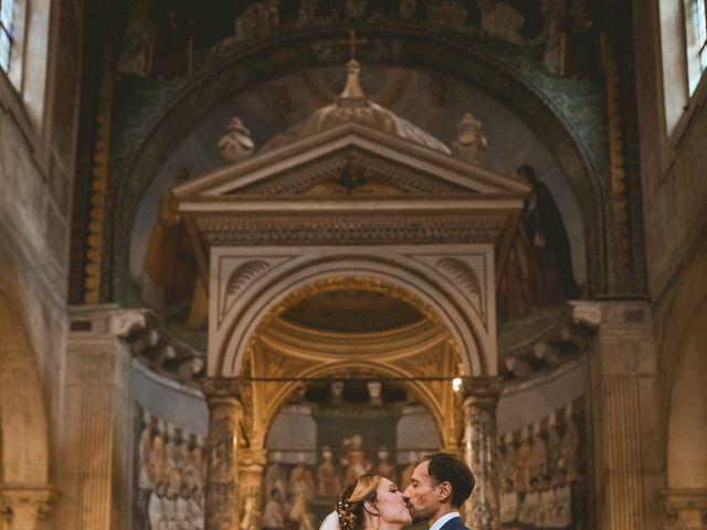 Il matrimonio di Emanuele e Cristina a Roma, Roma 19