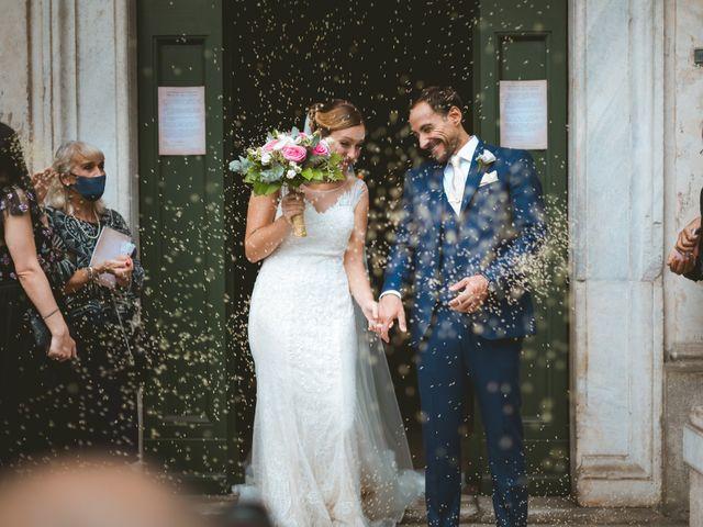 Il matrimonio di Emanuele e Cristina a Roma, Roma 20