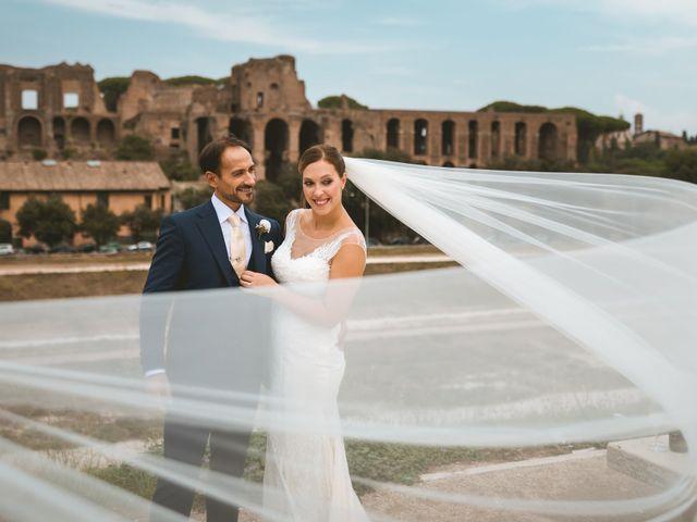 Il matrimonio di Emanuele e Cristina a Roma, Roma 21