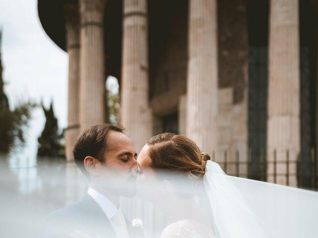Il matrimonio di Emanuele e Cristina a Roma, Roma 22