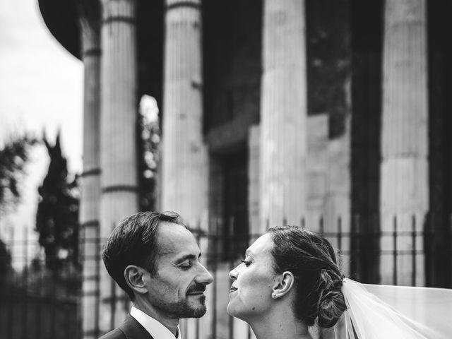 Il matrimonio di Emanuele e Cristina a Roma, Roma 24