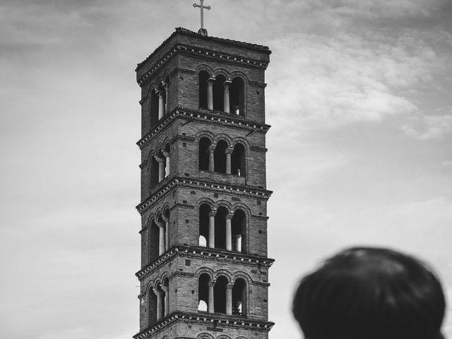 Il matrimonio di Emanuele e Cristina a Roma, Roma 25