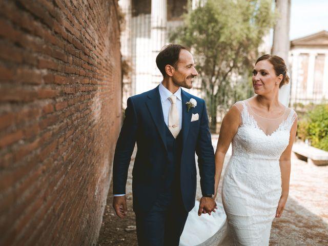 Il matrimonio di Emanuele e Cristina a Roma, Roma 26