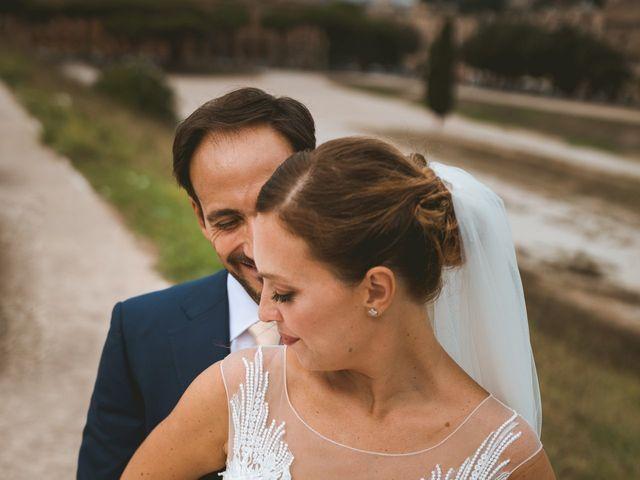 Il matrimonio di Emanuele e Cristina a Roma, Roma 27