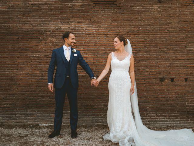 Il matrimonio di Emanuele e Cristina a Roma, Roma 28