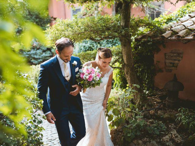 Il matrimonio di Emanuele e Cristina a Roma, Roma 29