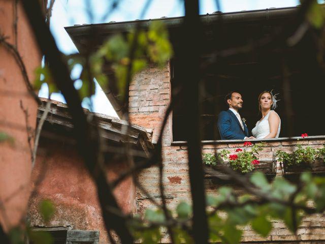 Il matrimonio di Emanuele e Cristina a Roma, Roma 36