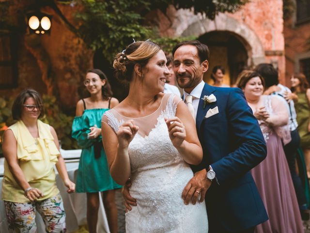 Il matrimonio di Emanuele e Cristina a Roma, Roma 44