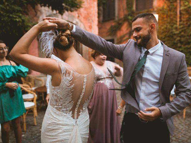 Il matrimonio di Emanuele e Cristina a Roma, Roma 45