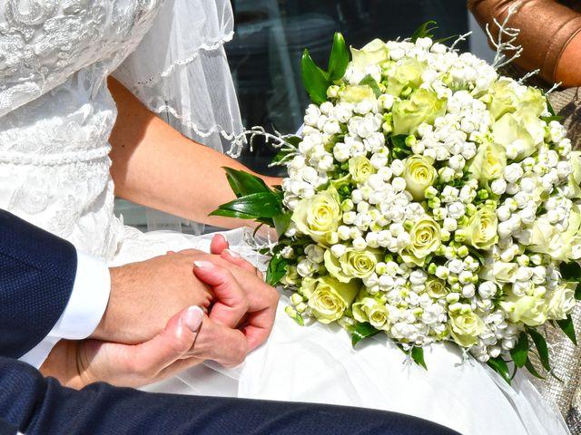 Il matrimonio di Raffaele e Mariapia a Vietri sul Mare, Salerno 19