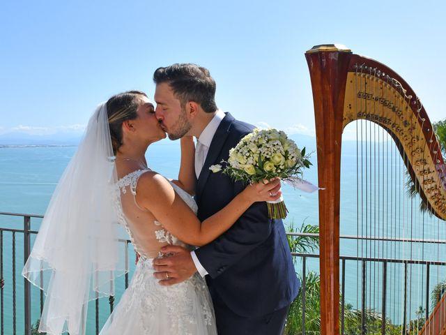 Il matrimonio di Raffaele e Mariapia a Vietri sul Mare, Salerno 22