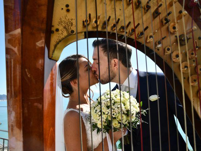 Il matrimonio di Raffaele e Mariapia a Vietri sul Mare, Salerno 23