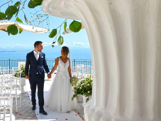 Il matrimonio di Raffaele e Mariapia a Vietri sul Mare, Salerno 24