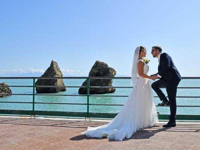 Il matrimonio di Raffaele e Mariapia a Vietri sul Mare, Salerno 25
