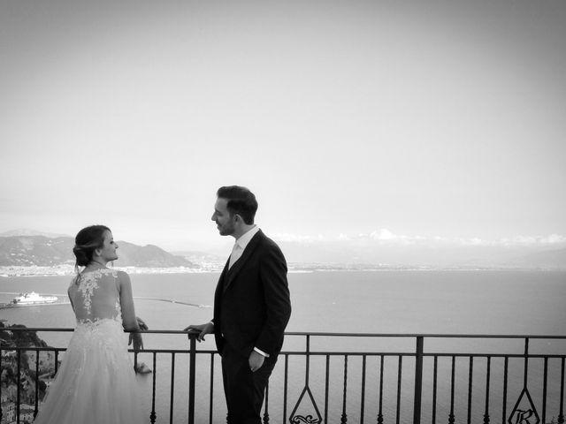 Il matrimonio di Raffaele e Mariapia a Vietri sul Mare, Salerno 29