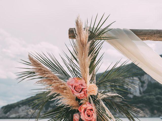 Il matrimonio di Zoltan e Ildilko a Golfo Aranci, Sassari 9