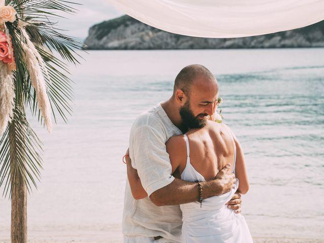 Il matrimonio di Zoltan e Ildilko a Golfo Aranci, Sassari 11