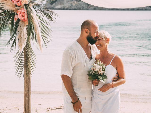 Il matrimonio di Zoltan e Ildilko a Golfo Aranci, Sassari 12