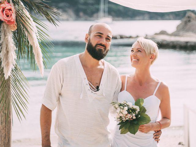 Il matrimonio di Zoltan e Ildilko a Golfo Aranci, Sassari 14