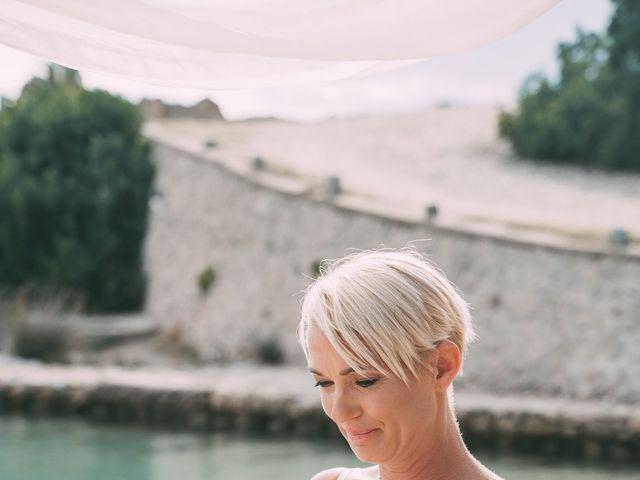 Il matrimonio di Zoltan e Ildilko a Golfo Aranci, Sassari 15