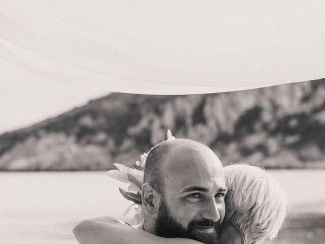 Il matrimonio di Zoltan e Ildilko a Golfo Aranci, Sassari 18