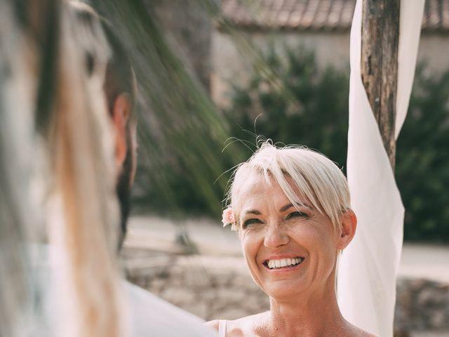 Il matrimonio di Zoltan e Ildilko a Golfo Aranci, Sassari 19