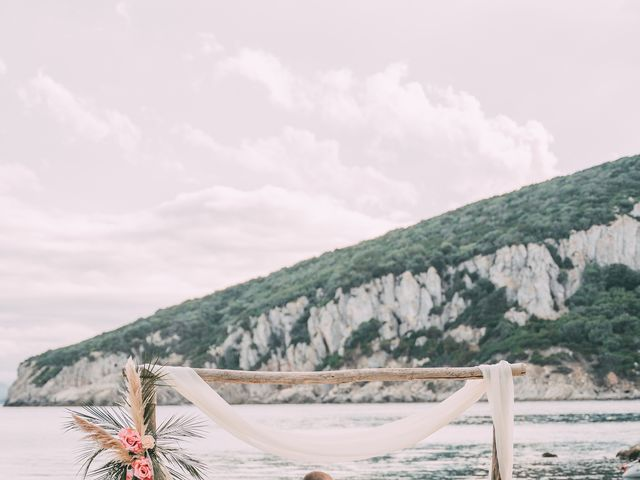 Il matrimonio di Zoltan e Ildilko a Golfo Aranci, Sassari 25