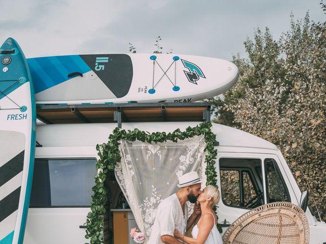 Il matrimonio di Zoltan e Ildilko a Golfo Aranci, Sassari 29