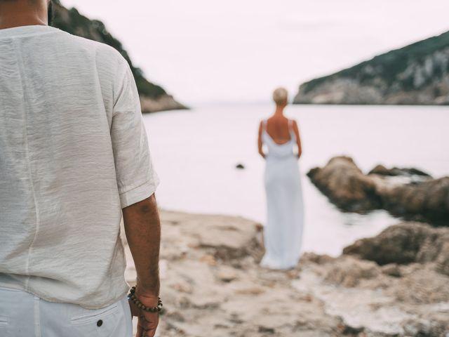 Il matrimonio di Zoltan e Ildilko a Golfo Aranci, Sassari 33