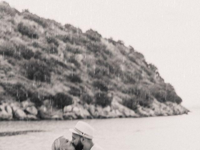 Il matrimonio di Zoltan e Ildilko a Golfo Aranci, Sassari 34