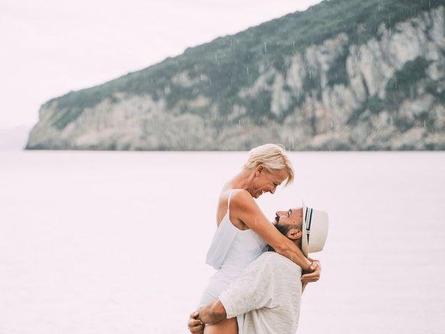 Il matrimonio di Zoltan e Ildilko a Golfo Aranci, Sassari 35