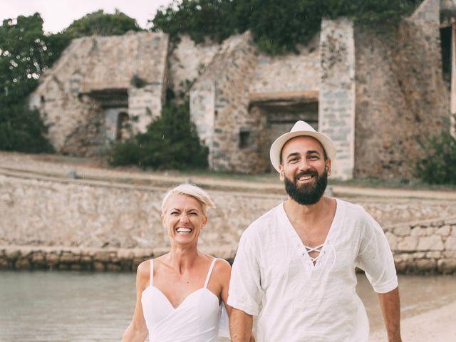 Il matrimonio di Zoltan e Ildilko a Golfo Aranci, Sassari 37
