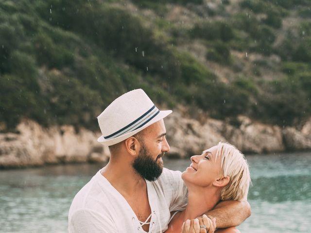 Il matrimonio di Zoltan e Ildilko a Golfo Aranci, Sassari 38