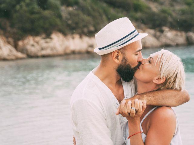 Il matrimonio di Zoltan e Ildilko a Golfo Aranci, Sassari 39