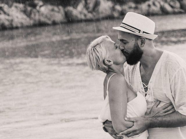 Il matrimonio di Zoltan e Ildilko a Golfo Aranci, Sassari 40