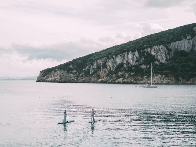Il matrimonio di Zoltan e Ildilko a Golfo Aranci, Sassari 2