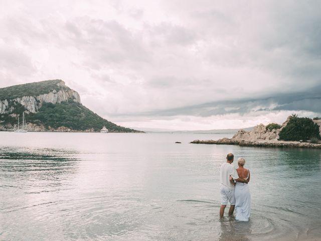 Il matrimonio di Zoltan e Ildilko a Golfo Aranci, Sassari 46