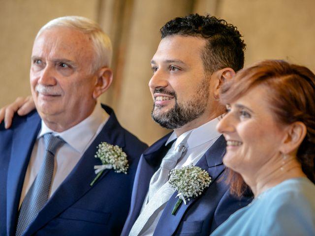 Il matrimonio di Marco e Elisa a Rovagnate, Lecco 16